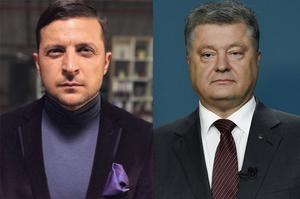 Дебати 19 квітня: Порошенко vs Зеленський