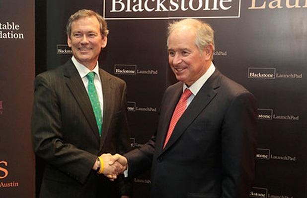 Blackstone з відкритого акціонерного товариства перетвориться на корпорацію