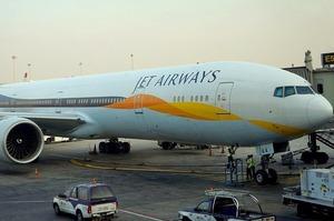 Jet Airways припиняє всі міжнародні польоти