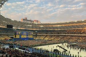 МВС назвали кількість людей на дебатах на НСК «Олімпійському»