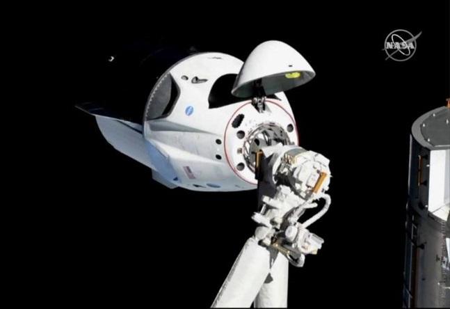 SpaceX невдало випробувала двигуни нового корабля Crew Dragon