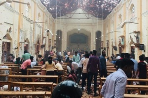 Конусльська служба України: число жертв на Шрі-Ланці налічує понад 180 осіб, 35 з яких іноземці