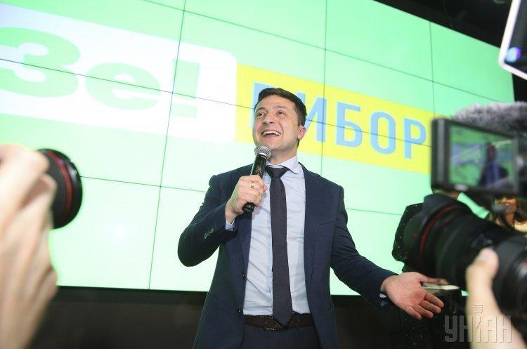Зеленський розповів про перші рішення на посту президента