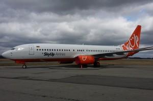 Українська авіакомпанія SkyUp збільшила флот до 7 літаків