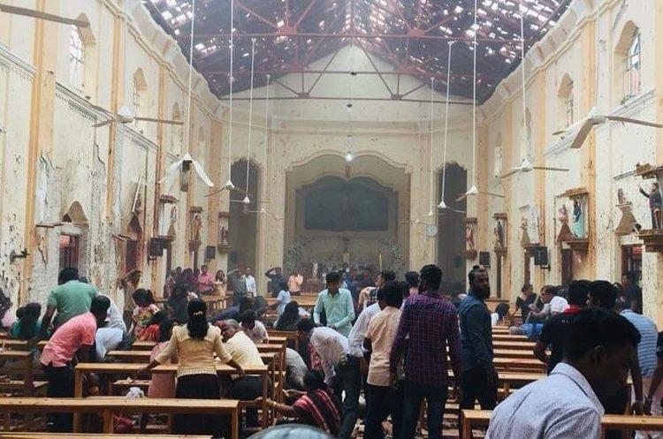Пасхальная бойня: кто стоит за терактами на Шри-Ланке