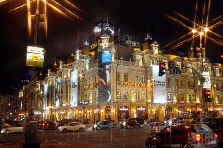 Фірташ продав частину торговельно-офісного центру «Арена-Сіті» Тігіпку – ЗМІ