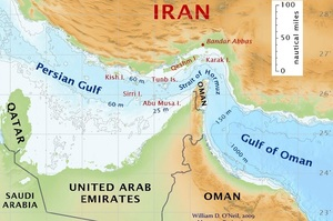 Іран погрожує заблокувати Перську протоку через санкції на постачання нафти