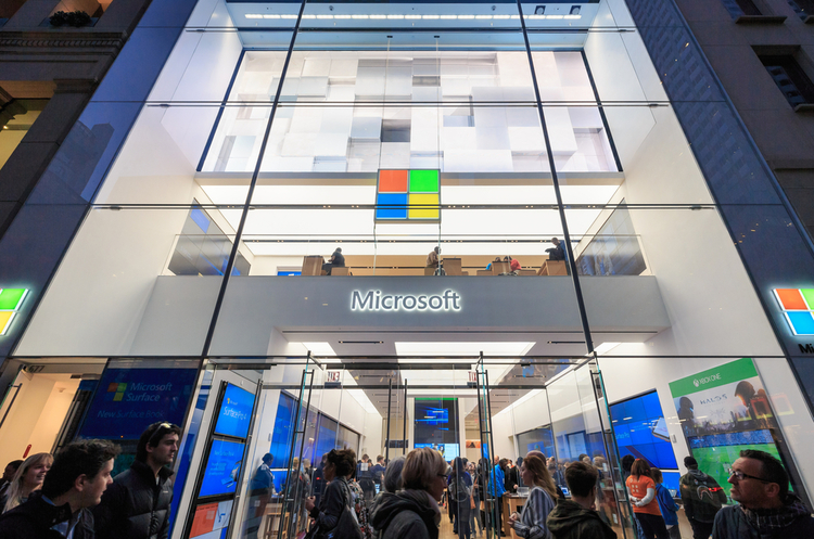 Microsoft придбала платформу Express Logic і має намір вкласти $5 млрд у інтернет речей