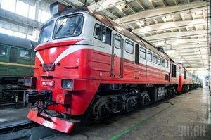 Україна планує закупити кілька сотень вантажних електровозів в Канаді