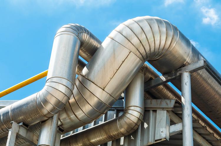 Україна в січні-лютому імпортувала газу з Європи на $203 млн