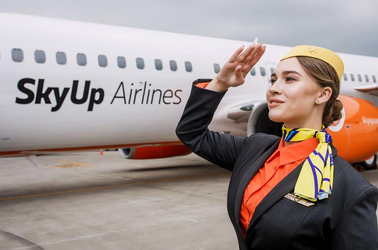SkyUp оголосила розпродаж квитків до Іспанії, Італії та Вірменії