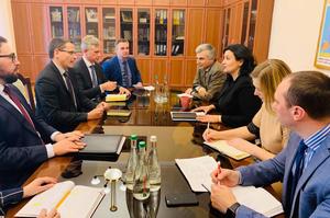 НАТО посилить підтримку України в рамках трастових фондів