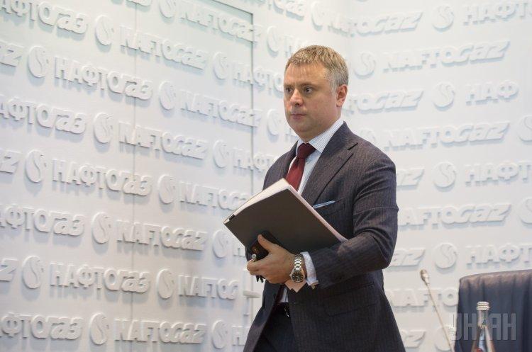 Україна запропонує Росії транспортувати по 60 млрд куб.м газу щороку протягом 10 років – Вітренко