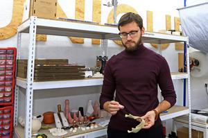 Український стартап представив проект із друку людських кісток ADAM