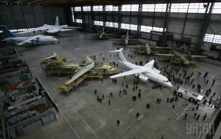 Зараз нема сенсу будувати нові літаки «Руслан» – президент ДП «Антонов»
