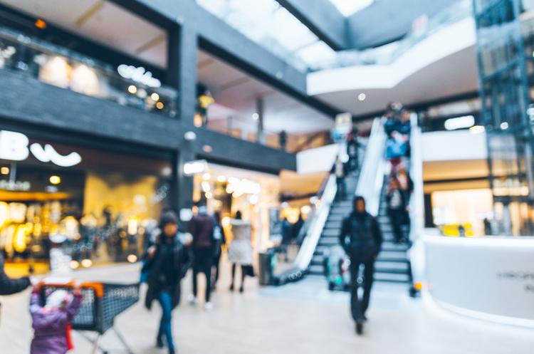 Першу чергу ТРЦ Blockbuster Mall Алієва планують відкрити 31 травня