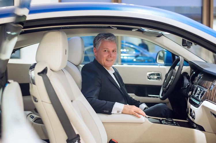 Фрэнк Тиманн: «Украинцы не прекратили покупать Rolls-Royce»