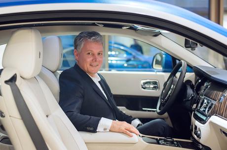 Френк Тіманн: «Українці не припинили купувати Rolls-Royce»