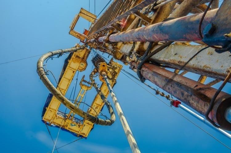 Видобуток природного газу в Україні збільшився на 3,4%