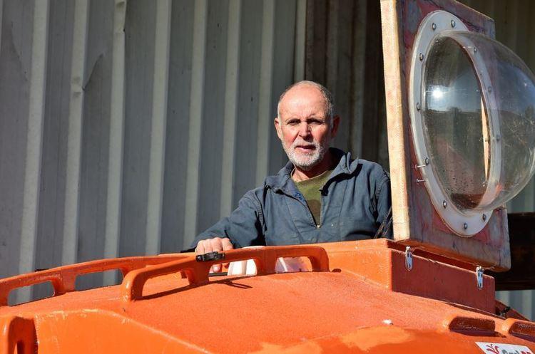 72-річний французький мандрівник переплив у бочці Атлантичний океан