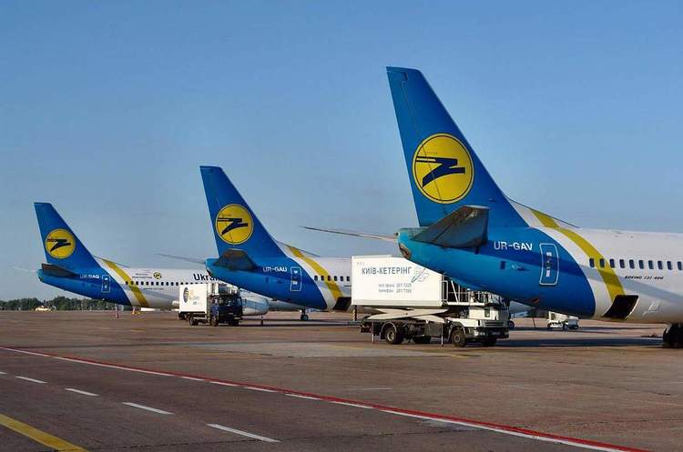 Складний бізнес: чому аеропорт Бориспіль готовий «пробачати» МАУ навіть збитки