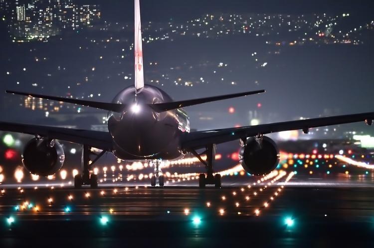 Аеропорт Будапешта з серпня вводить заборону на нічні польоти