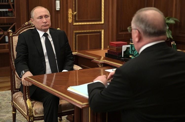 Путін дав оцінку транзиту неякісної російської нафти через нафтопровід «Дружба»