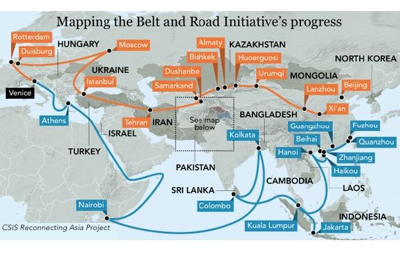 На форумі «Один пояс – один шлях» у Китаї підписали угод на $64 млрд