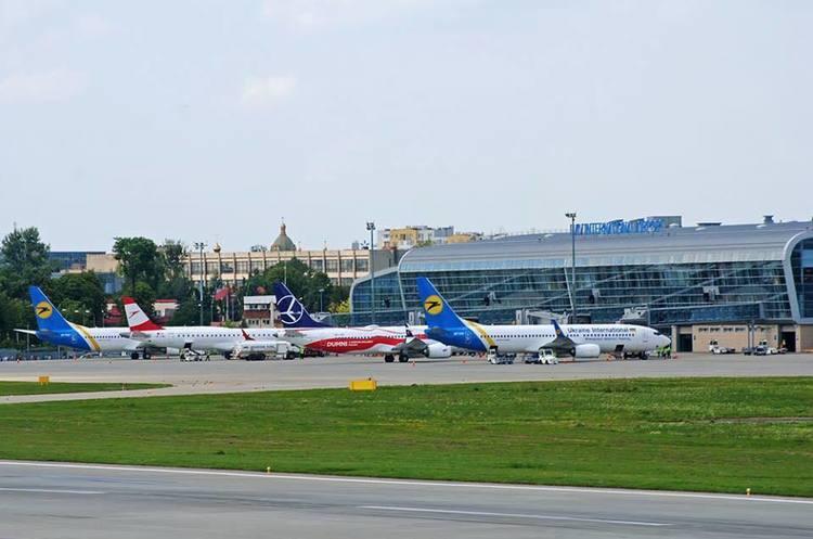 Кількість пасажирів аеропорту Львів у квітні збільшилася на 48,2%