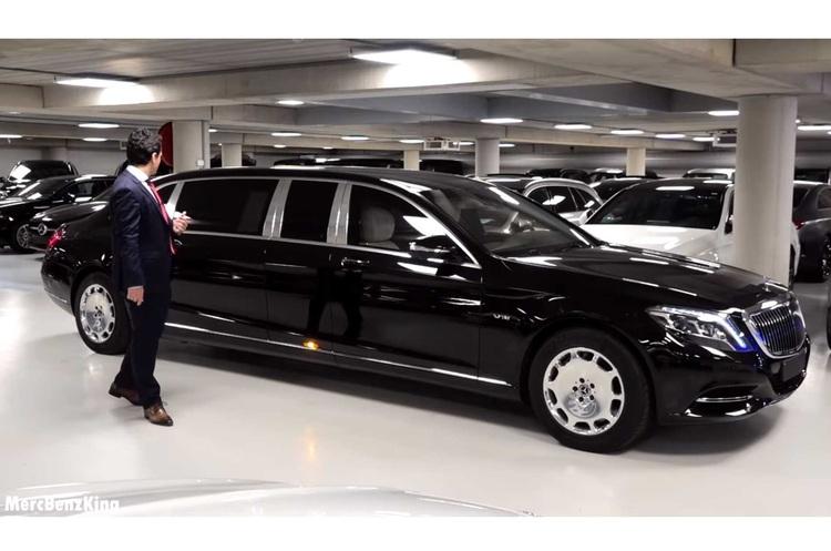 Daimler не може пояснити, звідки в Кім Чен Ина взявся їх лімузин