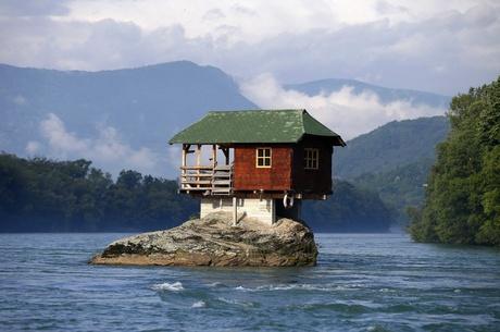 Архитектура без тоски: самые причудливые дома в мире