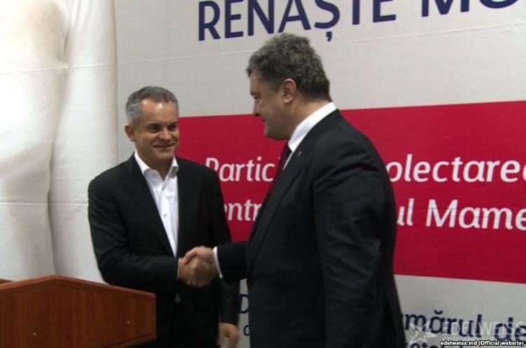 «Схеми»: як Порошенко і молдовський олігарх Плахотнюк рятували від санкцій завод в Придністров'ї