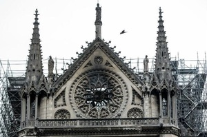 Французи зможуть висловити свою думку про те, як краще реставрувати Нотр-Дам