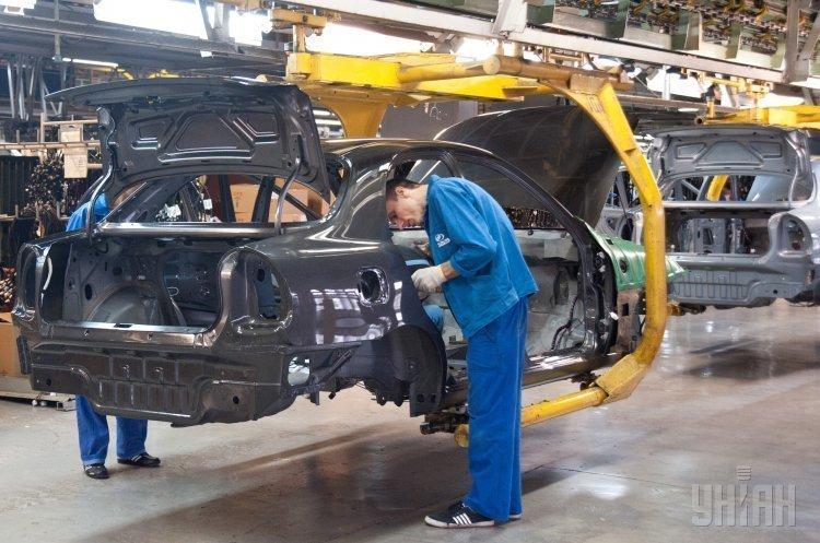 Автозавод ЗАЗ виставив на продаж власне майно