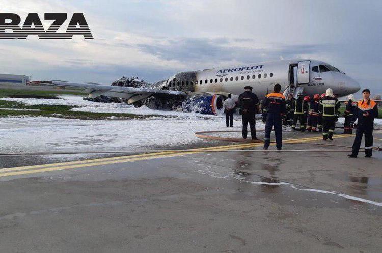 Пилот SSJ-100 рассказал подробности об авиакатастрофе в «Шереметьево»