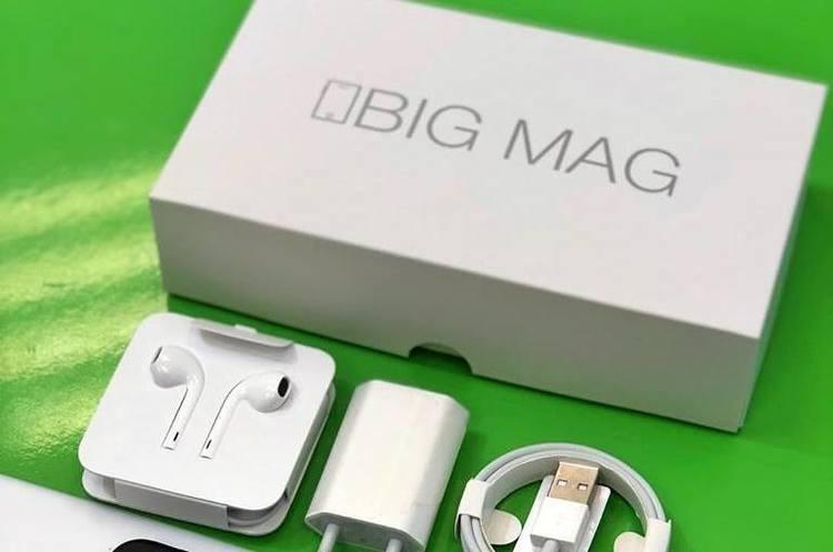 ДФС обшукала київський магазин техніки Bigmag