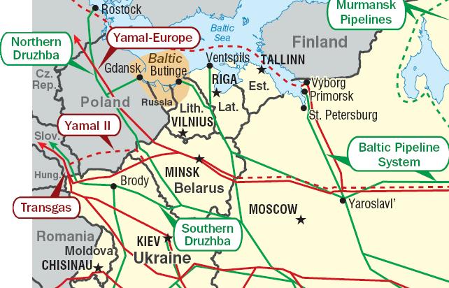 Прокачування нафти в Європу по трубопроводу «Дружба» досі не відновлено – Reuters