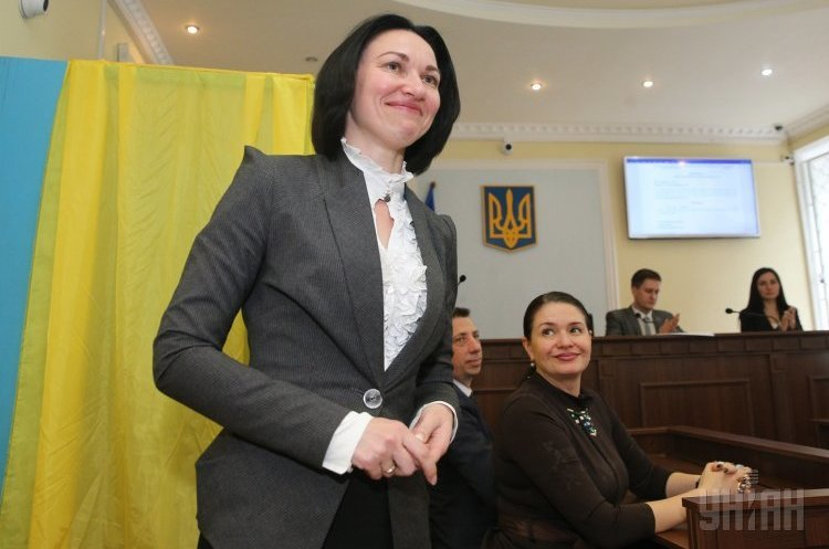 Головою Антикорупційного суду обрали Олену Танасевич