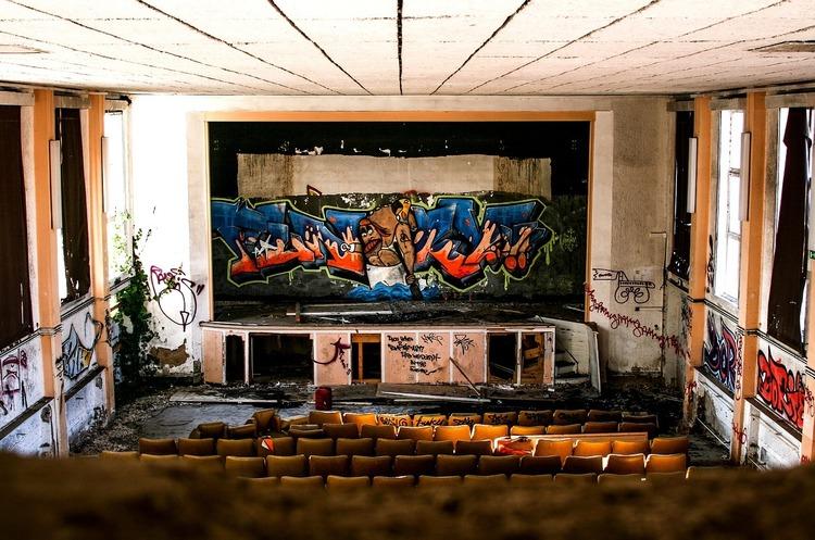 КМДА дозволила реконструкцію занедбаного кінотеатру в парку «Нивки»