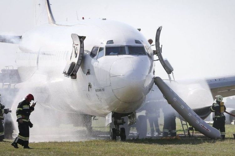 Рятувати й рятуватися: як працює авіаційна безпека в аеропорту Бориспіль