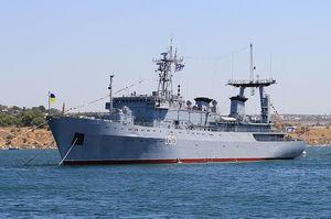 РФ має намір утилізувати військову техніку України в Криму