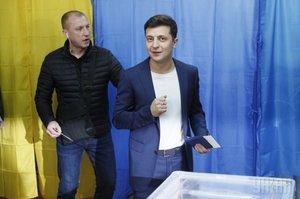 Передвиборчий фонд Володимира Зеленського: ким були основні донори