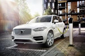 Volvo планує до 2025 року половину всіх своїх автомобілів зробити електричними
