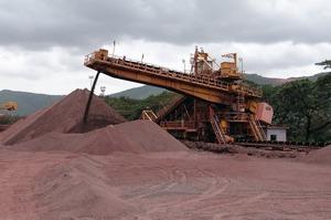 Ціни на залізну руду зростуть до $110 за тонну наступного кварталу
