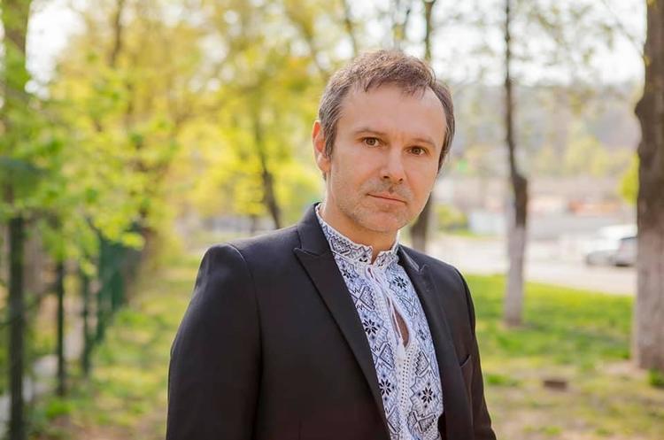 Вакарчук презентував свою політичну партію «Голос»