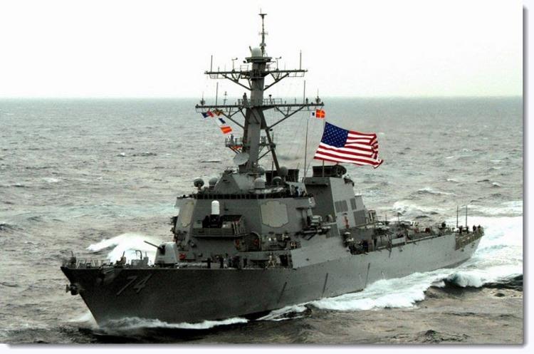 США ввели у Перську затоку есмінці з крилатими ракетами «Томагавк»