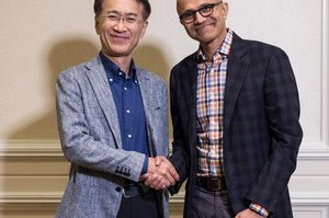 Microsoft та Sony спільно працюватимуть над ігровими розробками, чипами та ШІ