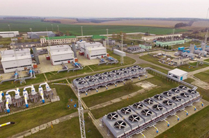 «Укртрансгаз» запустив третій газоперекачувальний агрегат на КС «Гребінківська» газопроводу «Прогрес»