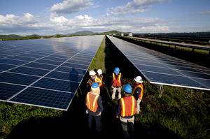 Норвезька Scatec Solar збудує СЕС на Черкащині