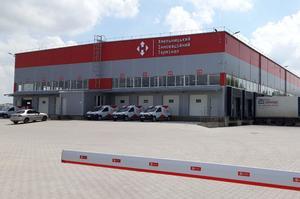 Как работает Хмельницкий инновационный терминал «Новой Почты»